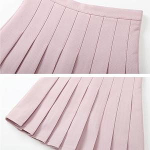 Image 5 - 2 14 Y School Childrens Skirt Kids Pleated Skirt Toddlers Philabeg Baby Toddler Teenage Clothes Big Girls A Line Skirts JW3937A