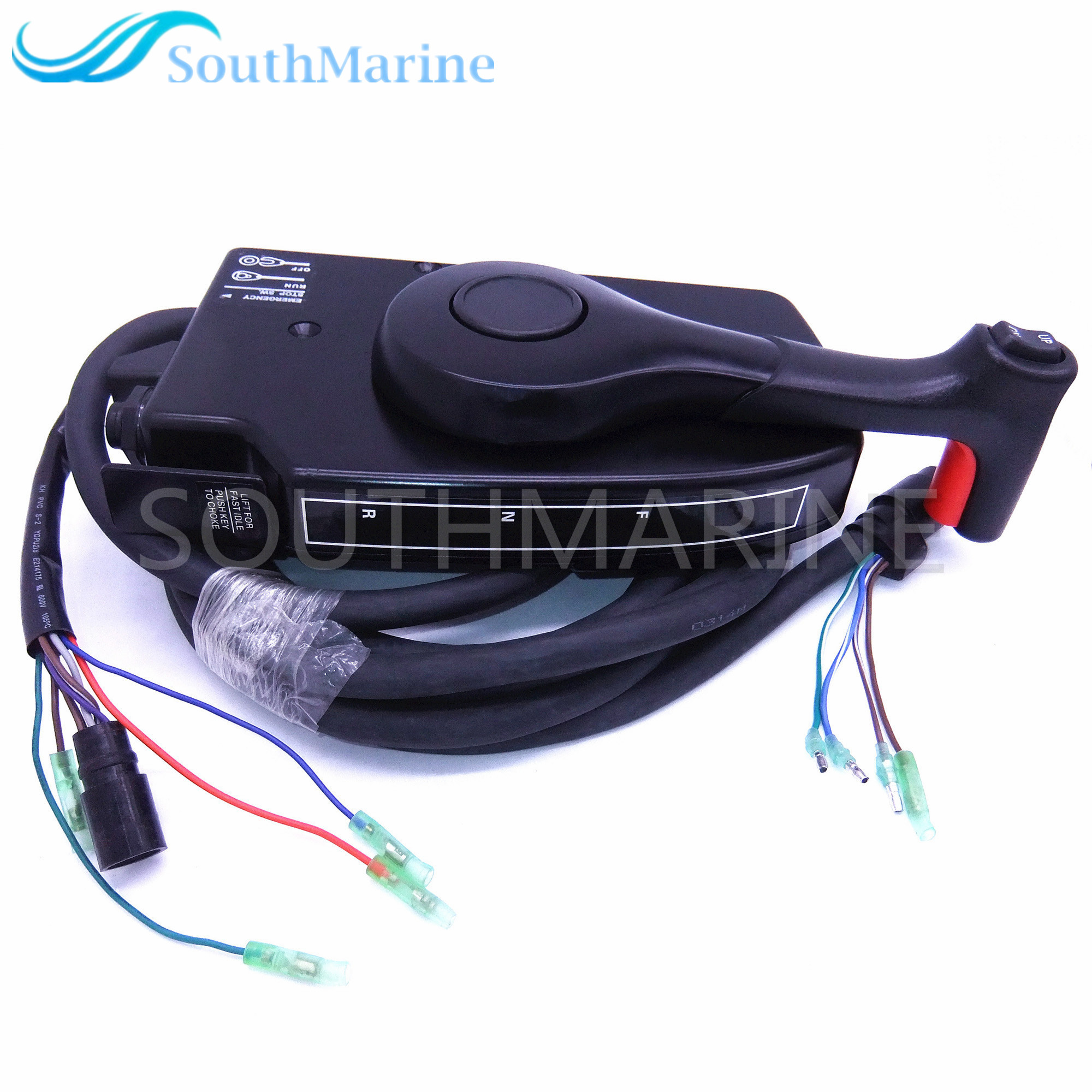 us $221 38 10% off boat motor side mount remote control box 881170a15 with 8 pin for mercury outboard engine pt ,free shipping in boat engine from