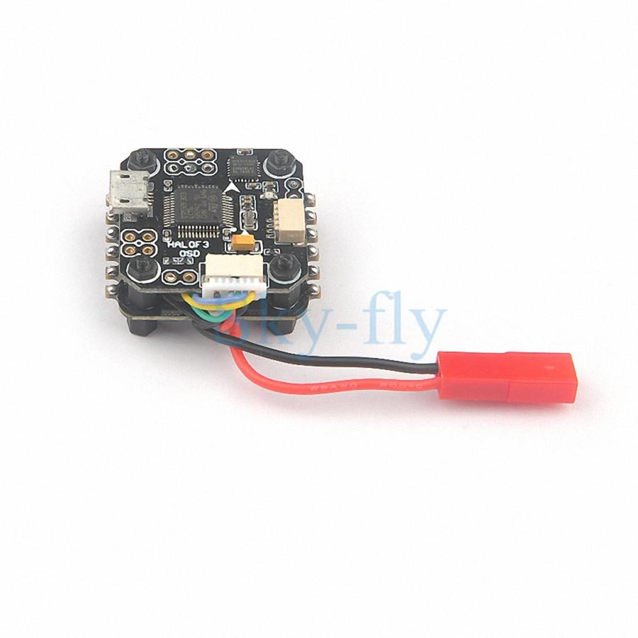 Sky-fly Mini F3 Flytower Flight Controller with BS410 4in1 10A ESC For Indoor Mini Racer FPV Drone sky fly mini f3 flytower flight controller with bs410 4in1 10a esc for indoor mini racer fpv drone