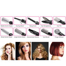 JUMAYO SHOP COLLECTIONS – HAIR CURLER DRYING COMB