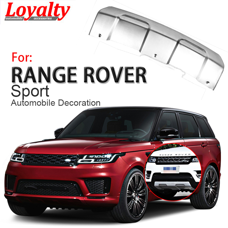 2014 Land Rover Range Rover Sport: Loyalty For Land Rover Range Rover Sport 2014 2015 2016