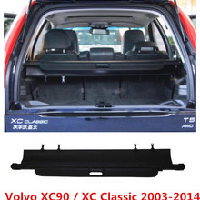 Jinhang Car Rear Trunk Security Shield Cargo Screen Shade Cover Fits For Volvo Xc90