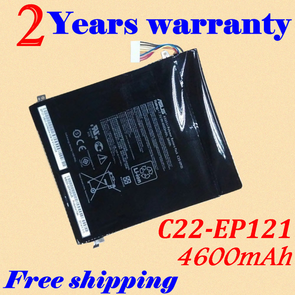 JIGU Laptop Battery For ASUS Eee Slate B121 A1 EP121 B121 1A018F B121 1A031F B121 1A010F Replace: C22 EP121