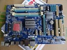 Подержанные оригинальная материнская плата для gigabyte ga-ep43t-s3l lga775 ddr3