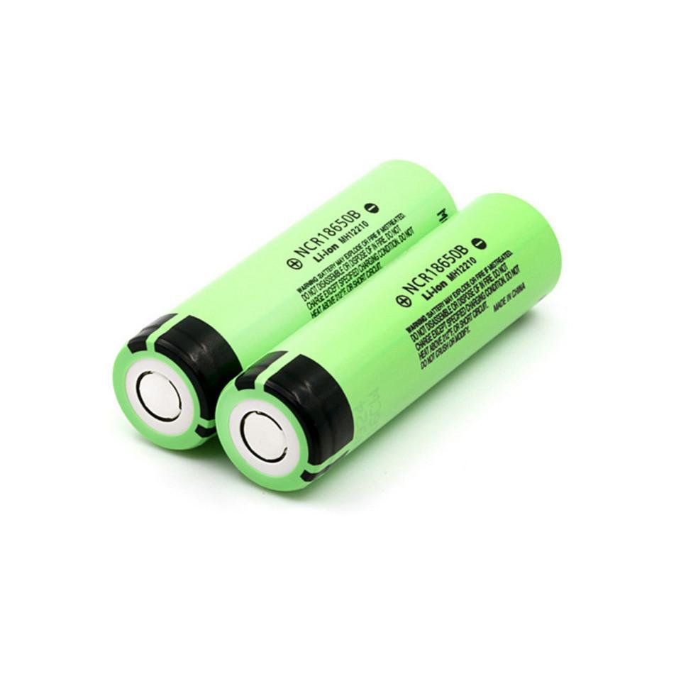 18650 NCR18650B Battery Batteria Litio (6)