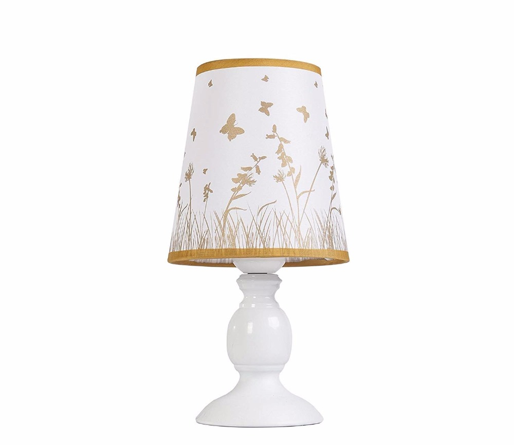 Bedroom Bedside Lamp Small Table Lamp E27 Desk Lamp Reading Bed Light Contemporary for Table Home Decor Lights Book Lamps