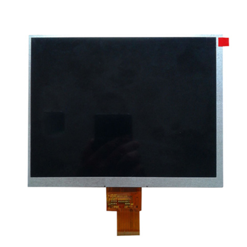 For Chimei Innolux 8inch Tablet LCD Screen Display Panel HJ080NA-04L Digitizer Replacement Monitor srjtek 8 inch lcd for huawei tablet t1 821l lcd display digitizer sensor replacement lcd screen 100% tested