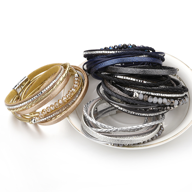 all magnetic bracelets for store display