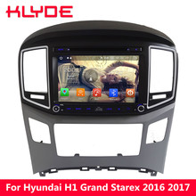 KLYDE 4G WIFI Octa Core PX5 Android 8.0 4GB RAM 32GB ROM Car DVD Multimedia Player Radio For Hyundai H1 Grand Starex 2016 2017