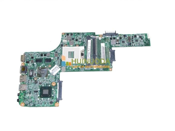 NOKOTION DABU5DMB8E0 REV E A000095040 for toshiba satellite L635 l630 laptop motherboard HM65 NVIDIA GeForce GT310M DDR3 nokotion da0im3mbag0 rev g cn 0k184d k184d for xps 1340 pp17s laptop motherboard nvidia geforce 9200m graphics ddr3