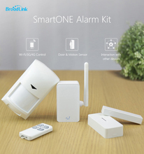 2017 New Arrival Broadlink S1/S1C SmartOne Alarm & Security Kit For Home Smart Home Alarm System IOS Android Remote Control