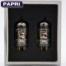 1 Pair Premium Mark II PSVANE 12AT7-T/ECC81 Vacuum Tube For HIFI DIY Audio Headphone AMP Vintage Tube Amplifier Original Factory