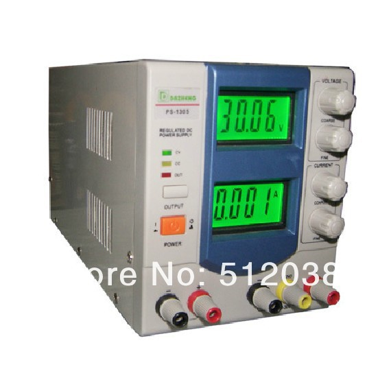 PS1305 DC Regulated Variable Power Supply 30V 5A 4-Digital LCD Display кофеварка redmond rсm 1502