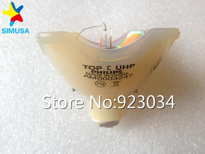 ELPLP31 for  EPSON EMP-830 / EMP-830P / EMP-835 / EMP-835P Original bare lamp high quality projector lamp elplp31 for epson emp 830 emp 830p emp 835 with japan phoenix original lamp burner