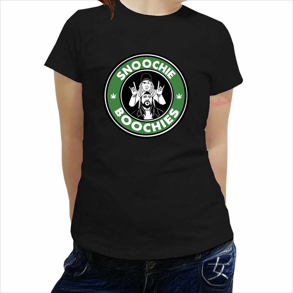 Летняя одежда для девочек топы люксовый бренд футболка Snoochie Boochies женская с