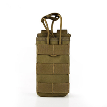 Outdoor Tactical Military Molle System Water Bottle Bag Kettle Pouch Holder Multifunctional Water Bottle Holder CL6-0058