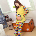 Maternity Spring/summer 2016 Cotton Spring Pantsuit Nightwear Confined Girl Nursing Home Autumn Set
