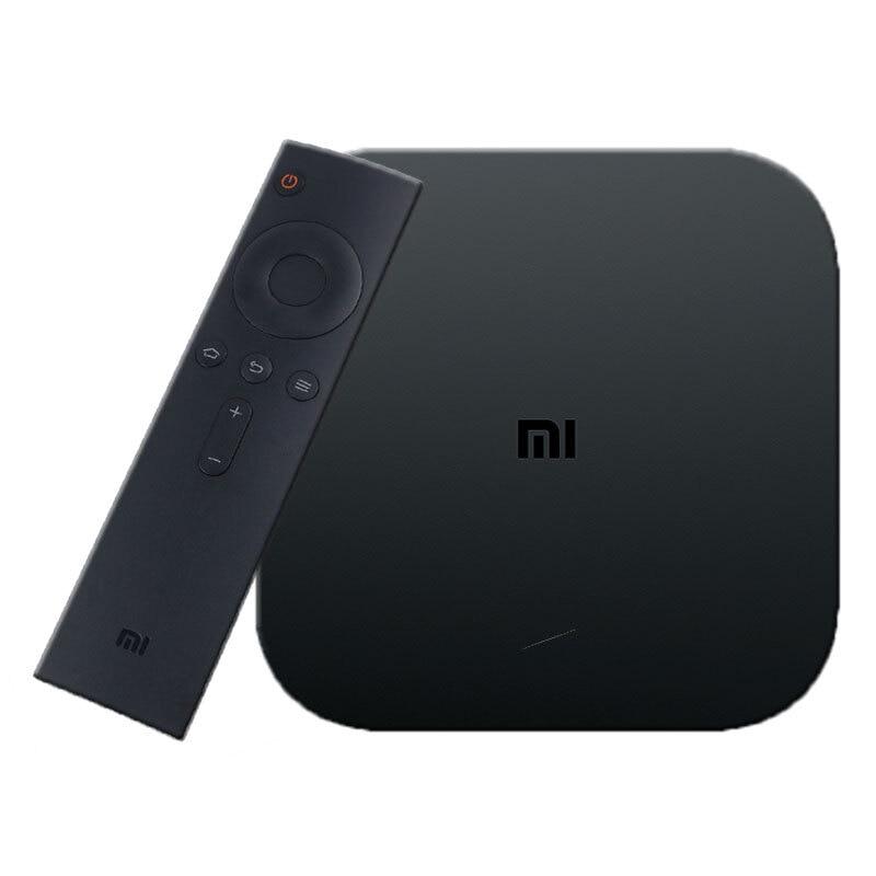 Xiao mi Box 4/4c Android Tv Box 6.0 Amlogic Cortex-a53 Quad Core 64bit 1 gb/8 gb 4 k Hdr Tv Box dts-hd 2.4g Wifi hd mi