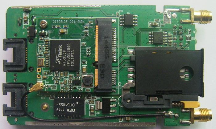 RT5350 development board, serial SMS, 3G4G wireless WIFI routing development environment SDK based on 51 of the almighty wireless development board nrf905 cc1100 si4432 wireless evaluation board