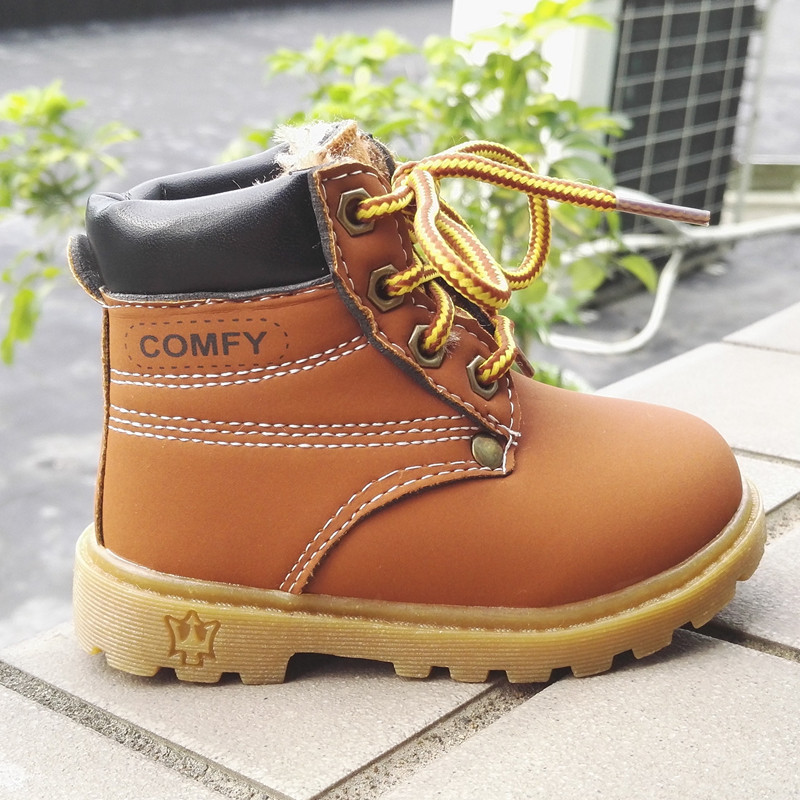 COMFY-KIDS-2017-NEW-Winter-kids-Warm-Snow-boots-Children-Warm-Antiskid-Snow-Boots-Cow-Muscle-Bottom-Kid-Cow-Leather-Shoes-5