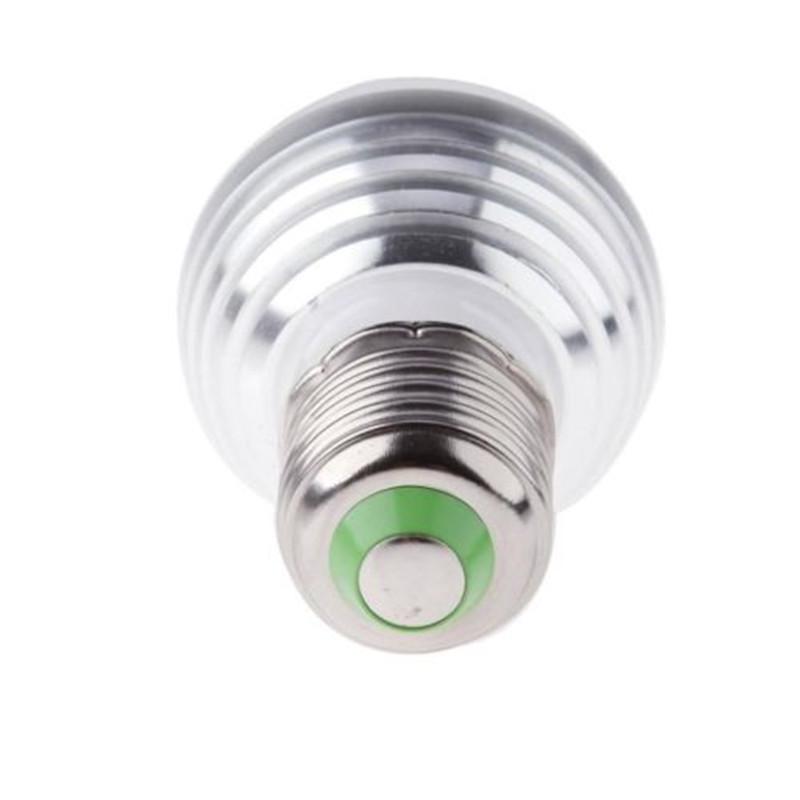 E27 RGB LED Bulb 2