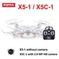 Сыма X5C-1 (обновление версии Syma x5c ) Quadcopter Drone С Камерой или Сыма X5-1 (обновление сыма x5 ) вертолет дрон с камерой не