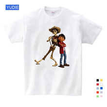 Lovely Skull Brother Print T-shirt SKULL Hip Hop T-shirts For Boys 2019 Short Sleeve Girl Baby Clothing Tee Shirts