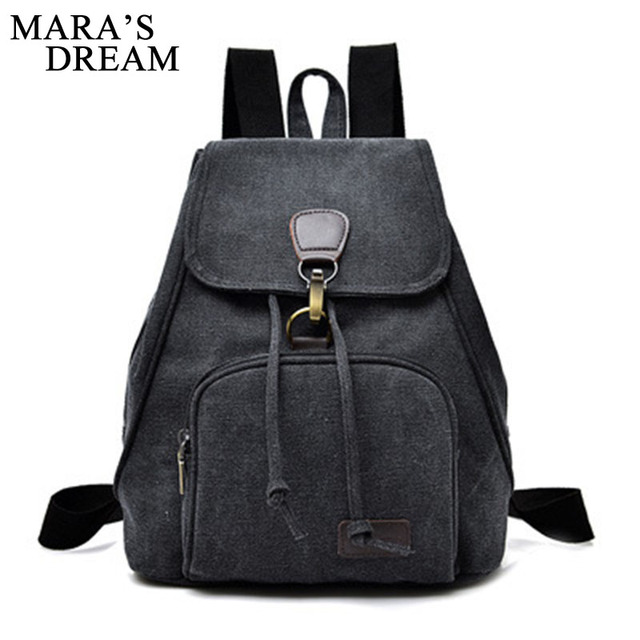 Mara s Dream Canvas Women Backpack College High School Bags For Teenager  Boys Girls Laptop Travel Backpacks 5f1cde1e162a3