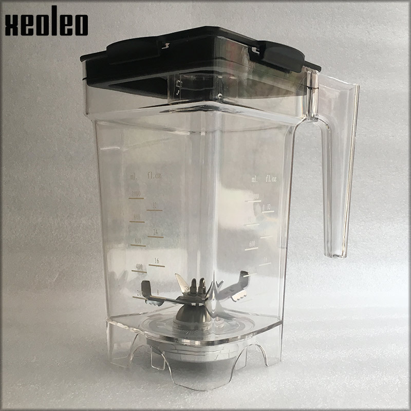 SH-992 Food Blender Cup And Blade 1000ml/32OZ Cup Stainless Steel Blade PC Cup