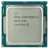 QHVZ 2.2 INTEL I5 Engineering version ES of INTEL CORE I5 CPU 2.2GHz Q0 step skylake as QHQG quad core socket 1151