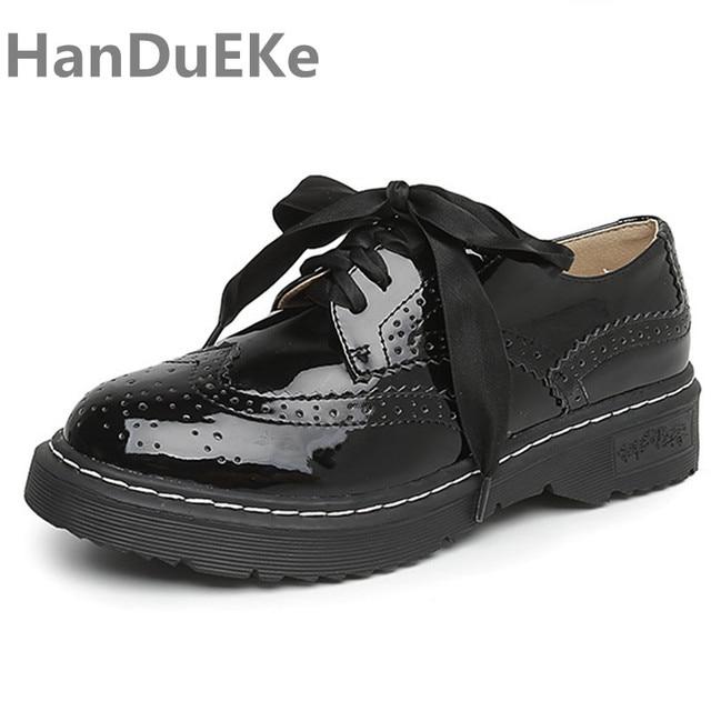 Chaussures Noires Pour L'hiver Avec De La Dentelle Pour Femmes dRZ4W1
