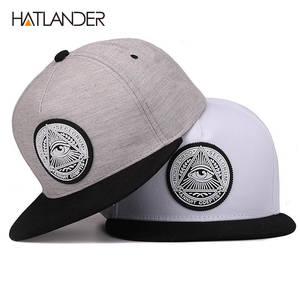 700db7f5dc9 HATLANDER cotton baseball cap hat for men and women