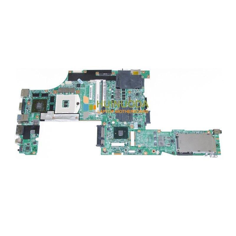 NOKOTION FRU 63Y1896 for lenovo thinkpad W510 laptop motherboard QM67 DDR3 NVIDIA Quadro FX 880M 15.6 warranty 60 days