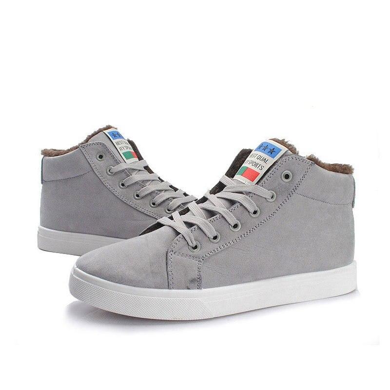 gray Blue Chaud Black Belle Chaussures Coton Nouvelle Hiver Épais Arrivée Wear Au Hommes Mode Garder dark Casual De Xz11155 Style qHFaqf