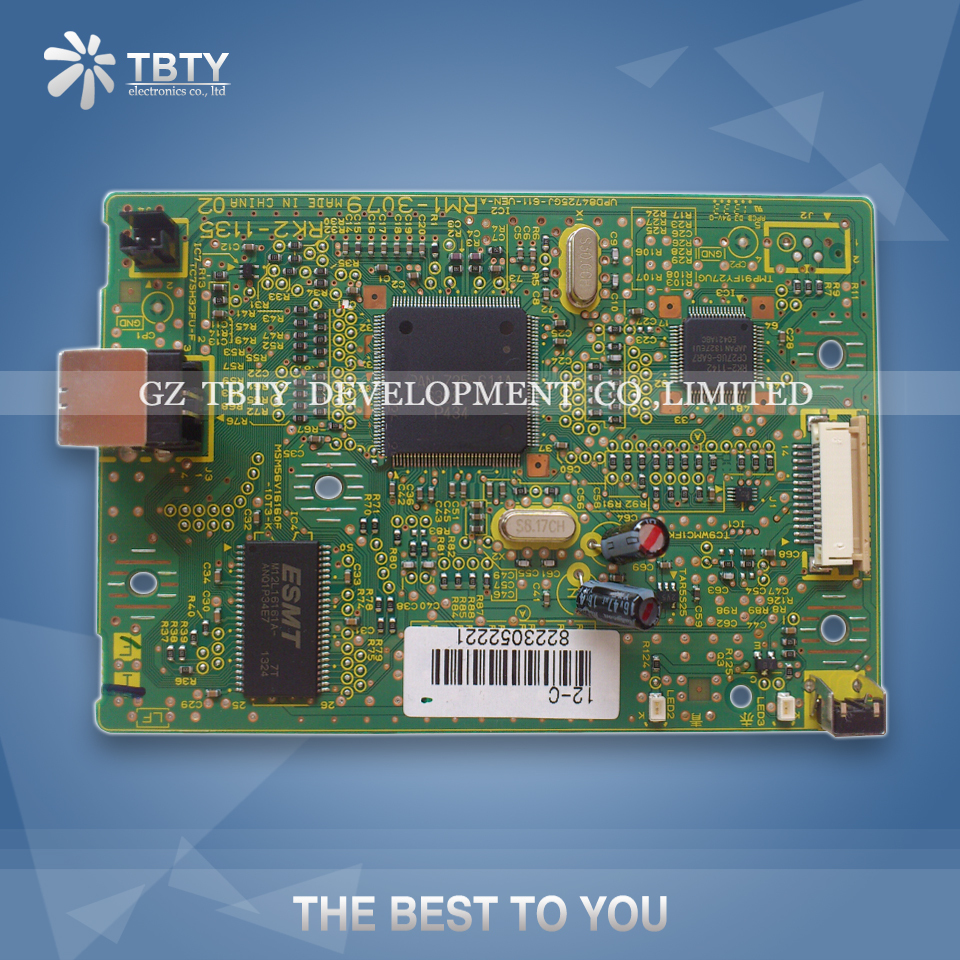 100% Test Main Board For Canon LBP 3000 LBP3000 Formatter Board Mainboard On Sale formatter pca assy formatter board logic main board mainboard mother board for hp m775 m775dn m775f m775z m775z ce396 60001
