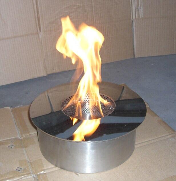3 Liter Manual Round Bio Ethanol Fireplace Burner