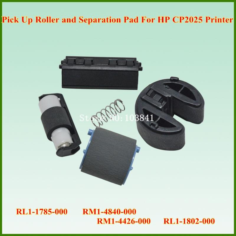 RM1 4840 000 RL1 1785 000 Separation Pad RM1 4426 000 RL1 1802 000 PickUp Roller