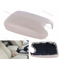2015 Plastic PU Leather Arm Rest Car Console Armrest Lid For Honda Accord 2008 2012 09