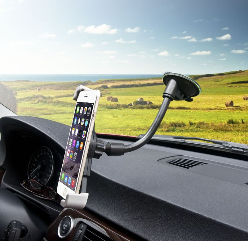 Car Window Windshield Mount Phone Holder