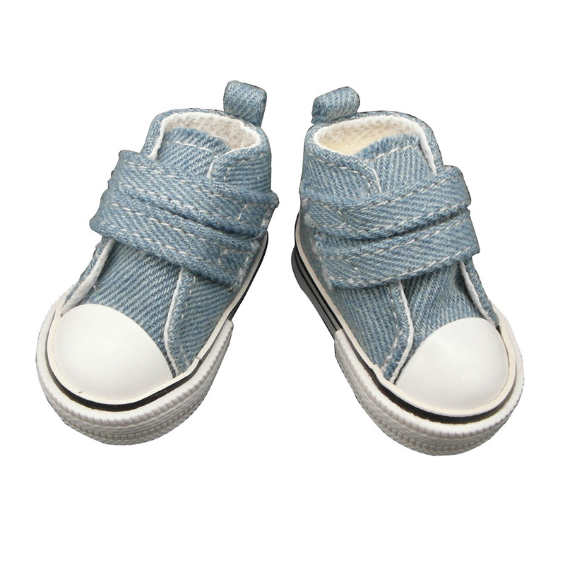 Fashion Doll Shoes 6cm For Paola Reina Dolls,Canvas Mini Toy Sport Shoes for Tilda,1/3 Bjd Dolls Footwear Gym Shoes 12 pairs/lot canvas shoes for paola reina doll fashion mini toy gym shoes for tilda 1 3 bjd doll footwear sports shoes for dolls accessories