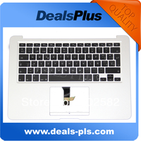 NEW Spanish Spain Top case palmrest keyboard for MACBOOK AIR A1466 A1369 2012 Spanish Spain Top case palmrest keyboard