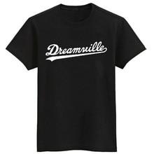 J.COLE same style t shirts short sleeve t-shirt Dreamville tee shirt hip hop men brand Jermaine Cole tshirt cotton