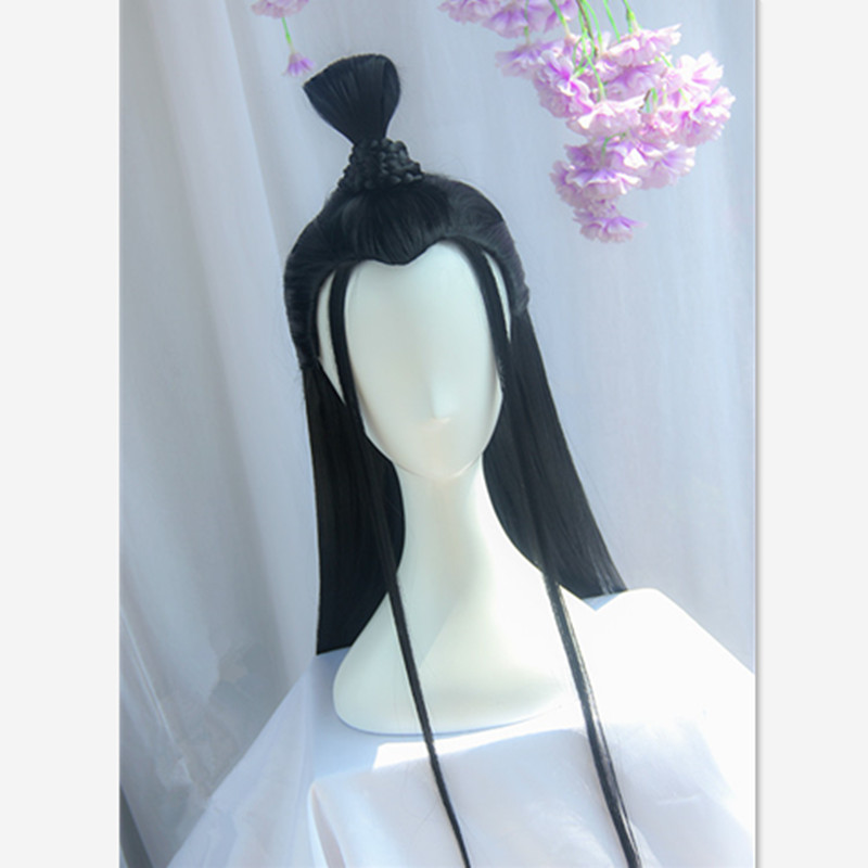 2019 Fashion 7x10cm Ancient Hair Accessories Ancient Chinese Hair Vintage Princess Male Style Hair Warrior Cosplay Hair Boys Costume Accessories Kids Costumes & Accessories