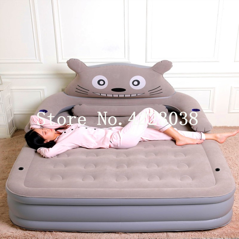 Free Shipping Air Mattress Queen Size Airbed Upgraded ...