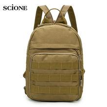 Outdoor Sports Small Mini Backpack Camping Military Tactical Rucksack Molle Shoulder Bags Waterproof Assault Sling Bag XA411WA