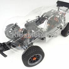 1/5 весы King мотор RC T1000A катков грузовые шины прозрачное тело HPI 5T Совместимость