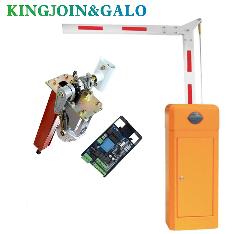90 Degree Screen Door Operator Intelligent Card Safety Protection Parking System Gate Gate