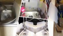 New Arrival strong sucker splash baffle drain font b rack b font drip shelf font b