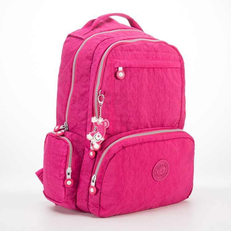TEGAOTE Mochilas Escolares Mulheres Mochila para Meninas Adolescentes Mochila Escolar Feminina Nylon bolsa Para Laptop de Viagem Bagpack Fêmea Saco UM Dos