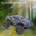 Coche de Control remoto Monster 1/16 2.4G 4WD Off-Road Dirt Bike Cepillado de alta Velocidad Del Coche de RC Juguetes Con RTR Transmisor 1631 VS S911 5